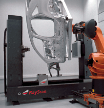 AUDI Anlage RayScan 200 XE